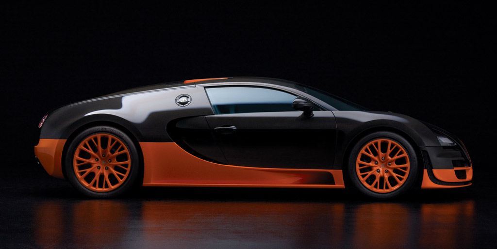 bugatti veyron super sport sets 267 8 mph top speed record. Black Bedroom Furniture Sets. Home Design Ideas