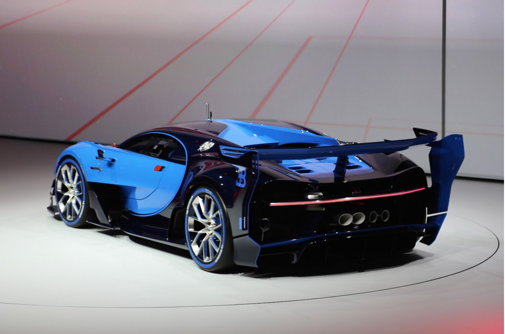 image bugatti vision gran turismo concept 2015 frankfurt. Black Bedroom Furniture Sets. Home Design Ideas