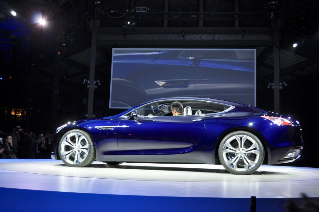 Image: Buick Avista Concept, 2016 Detroit Auto Show, size: 1024 x 680, type: gif, posted on ...