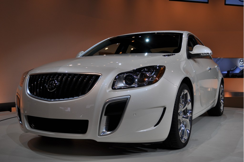 Buick Regal Gs Gets 270 Hp Video