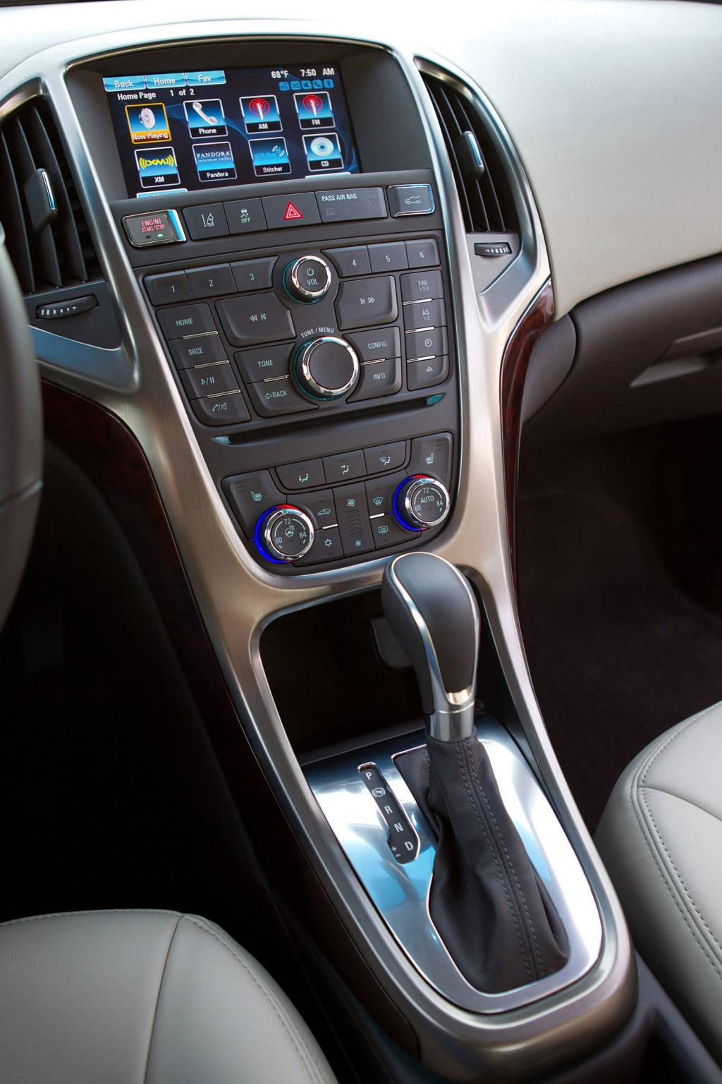 2015 Buick Verano Gains Appearance Package, Loses Manual