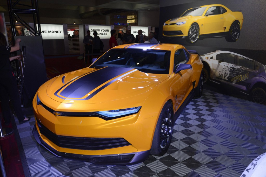 transformers 4 camaro concept and corvette stingray make. Cars Review. Best American Auto & Cars Review