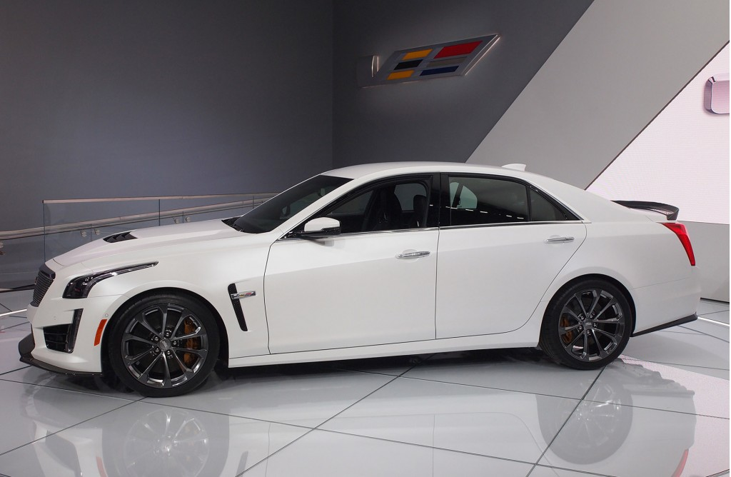 2014 Cadillac CTS V-Sport Gets Sport Suspension from D3