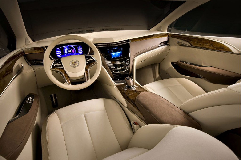 2012 Cadillac XTS Pictures/Photos Gallery - The Car Connection
