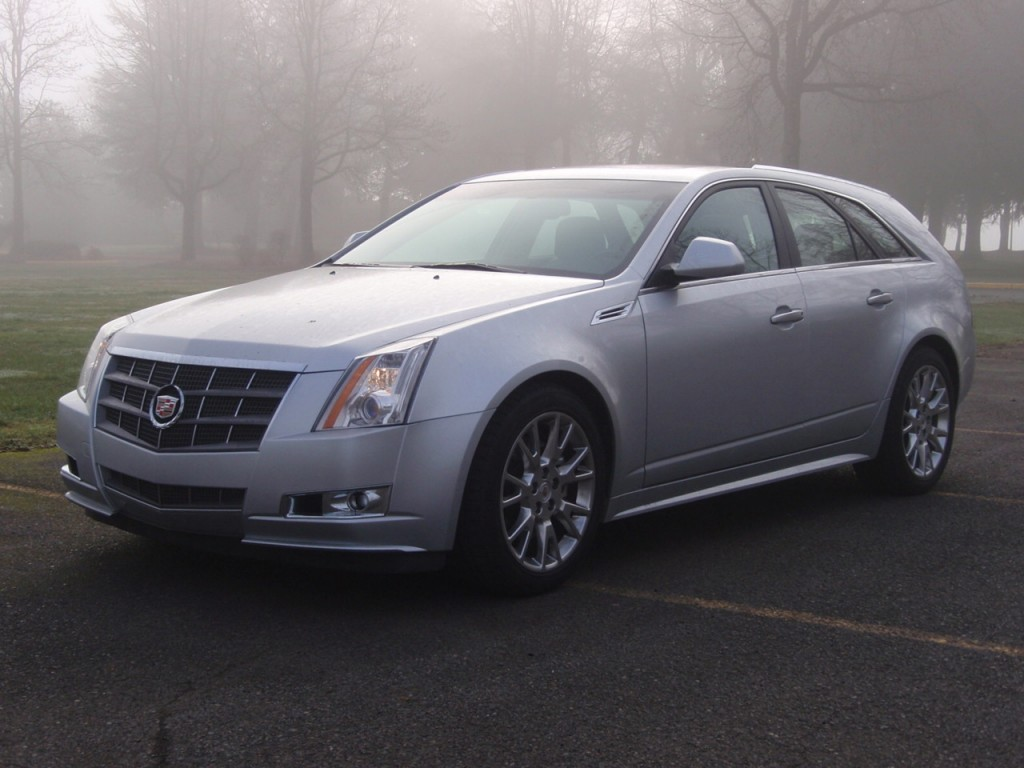 driven 2010 cadillac cts wagon. Black Bedroom Furniture Sets. Home Design Ideas