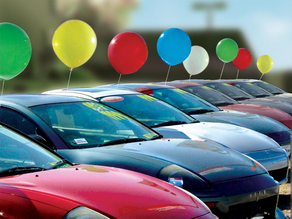 Market Forces: New-Car Sales Surge Making Used Cars Cheaper