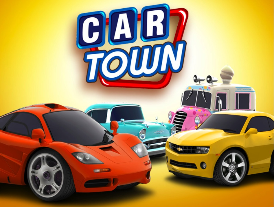 Car Town And Driverville Two Games For Gearheads Come To