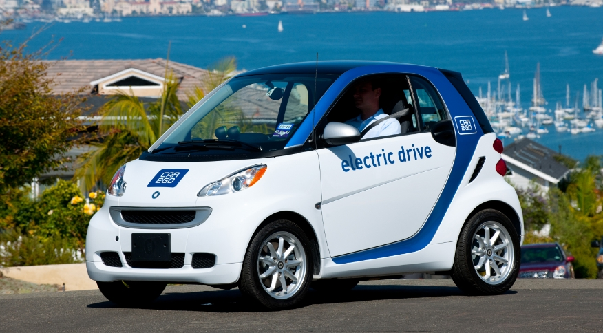 Electric Car Rental San Diego