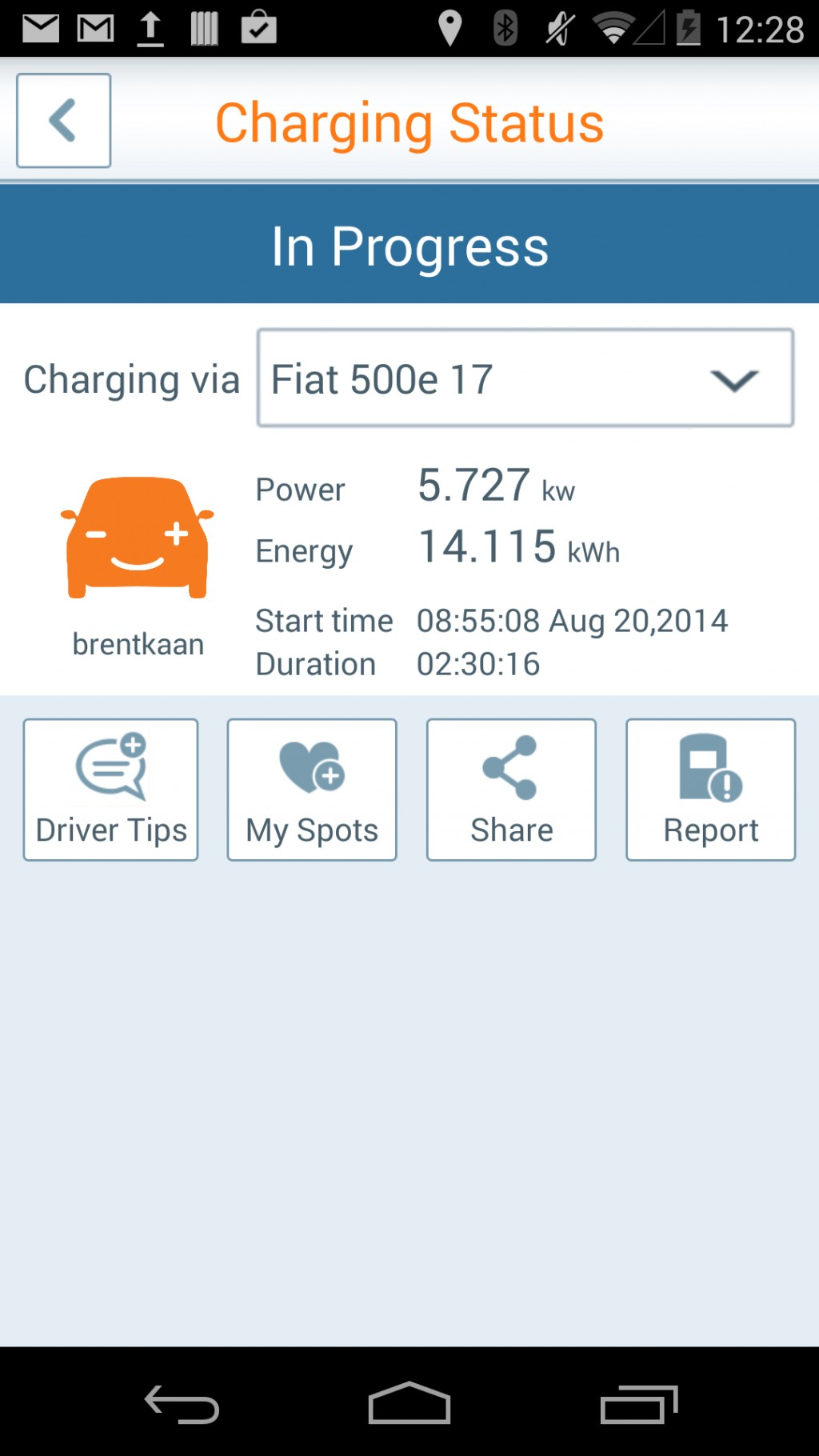 Chargepoint Updates App That Finds Electric Car Charging