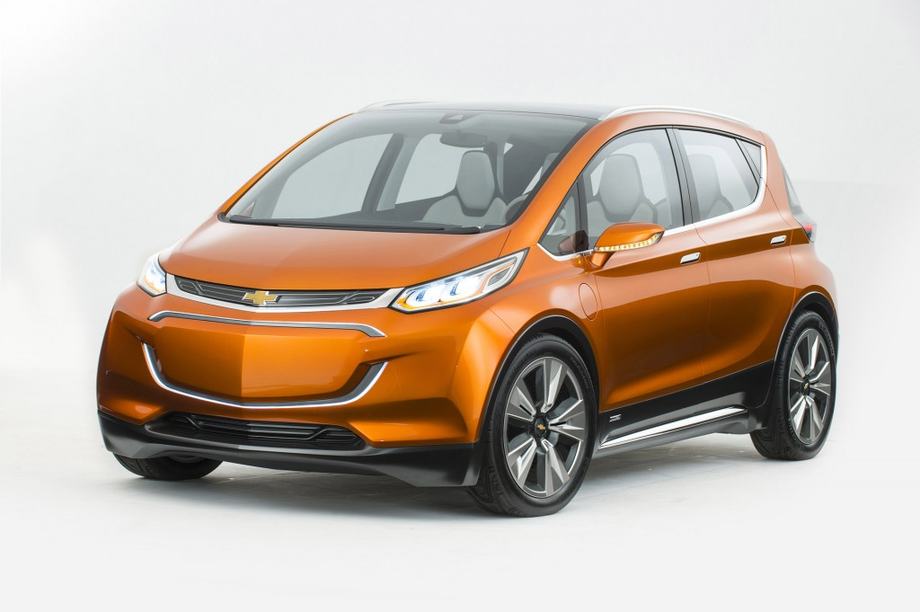 Chevrolet Bolt Electric Car Production Begins In Michigan