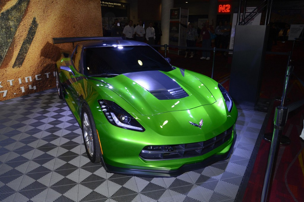transformers 4 camaro concept and corvette stingray make sema showing. Cars Review. Best American Auto & Cars Review