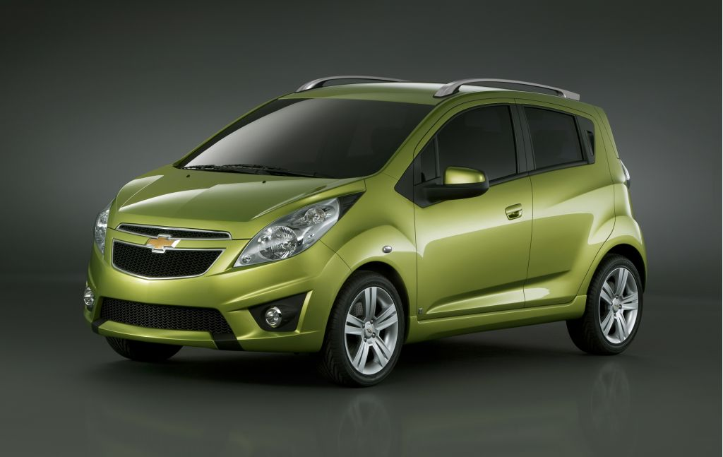2013 chevrolet spark a few more details emerge. Black Bedroom Furniture Sets. Home Design Ideas