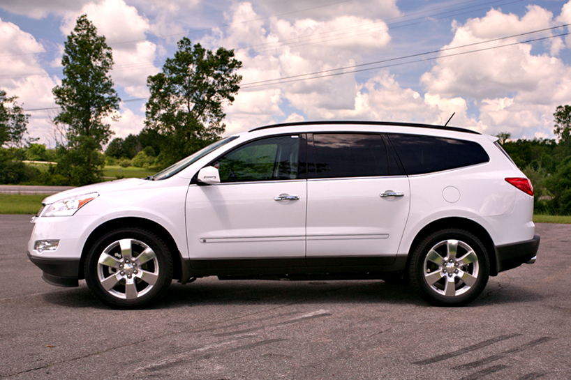 2009 Chevrolet Traverse - Photo Gallery