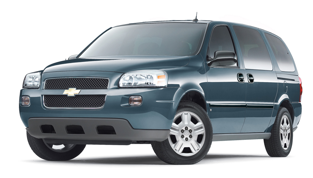 2008 Chevrolet Uplander Chevy Pictures Photos Gallery