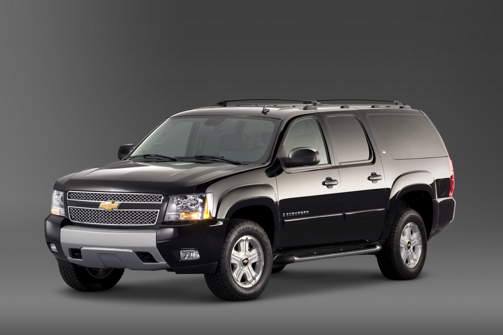 Land Rover Indianapolis >> 2009 Chevrolet Suburban (Chevy) Review, Ratings, Specs ...