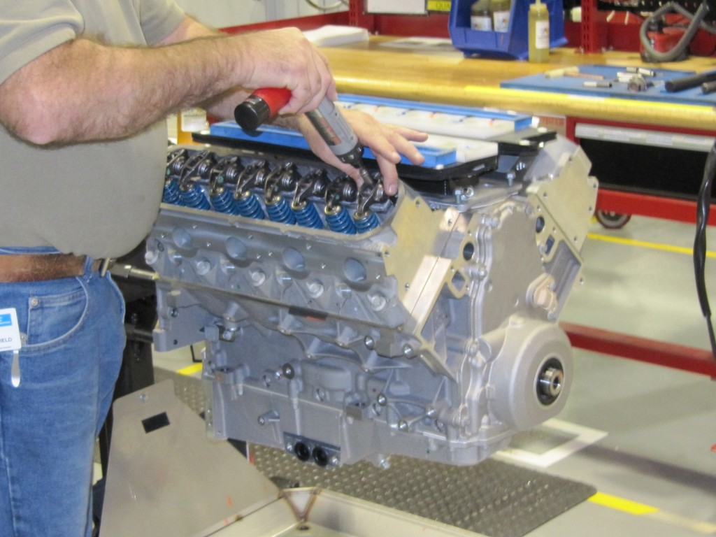 Build Your Own LS Small Block Chevy Engine Gallery