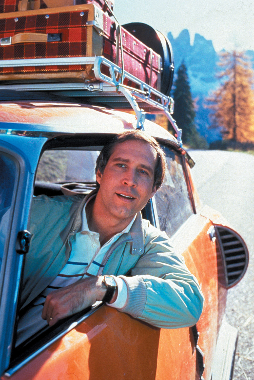Used Vans For Sale Near Me >> Image: Chevy Chase in National Lampoon's Vacation, size ...