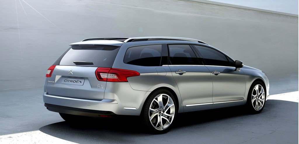 official citroen s new c5 sedan and estate. Black Bedroom Furniture Sets. Home Design Ideas