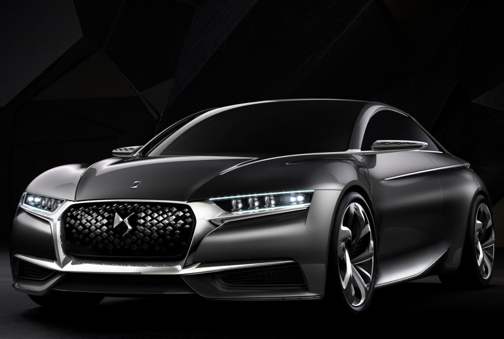 citroen reveals devine ds concept   paris auto show