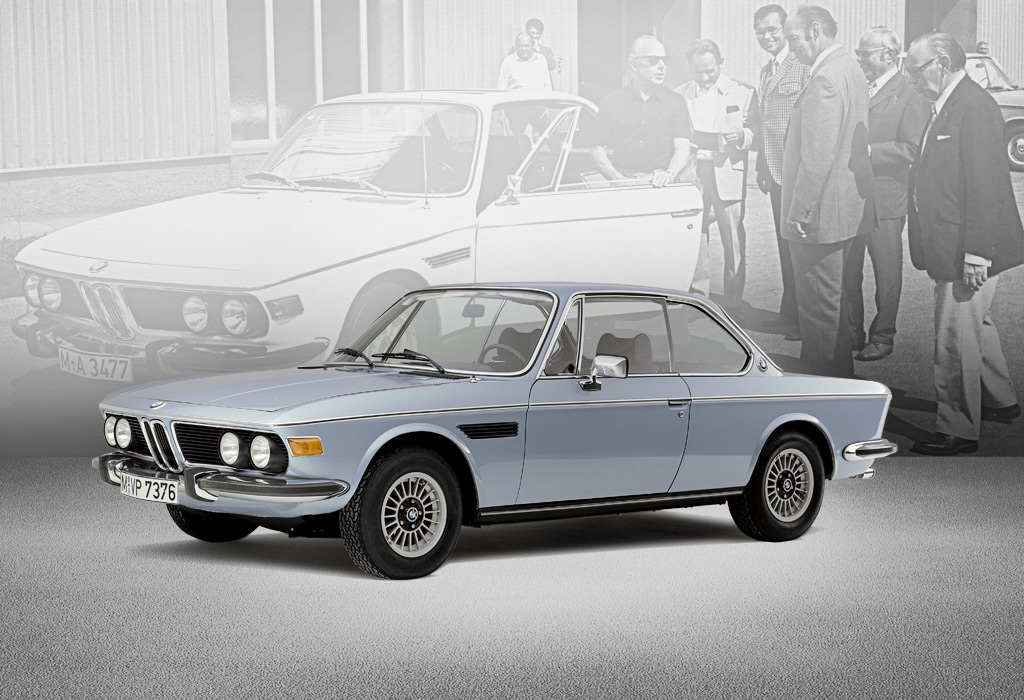Classic Bmw Coupe Becomes 800 Horsepower Electric Car