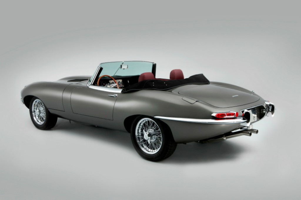 Stretched Jaguar E Type The Car That Should Have Been