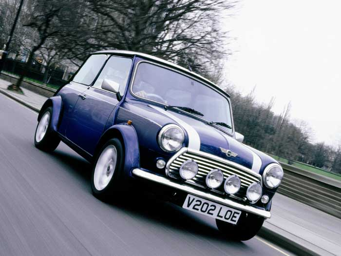 Old Mini Coopers >> Tuning: Tweaking the MINI - The Car Connection