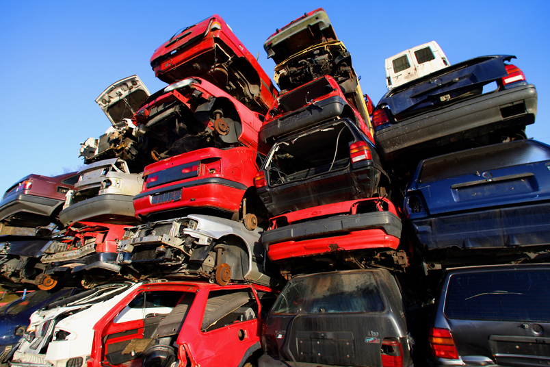 California Incentivizes Ditching Dirtiest Cars Buying