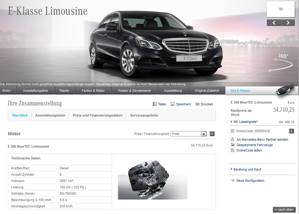 Mercedes benz launches fuel saving nine speed auto for Mercedes benz website