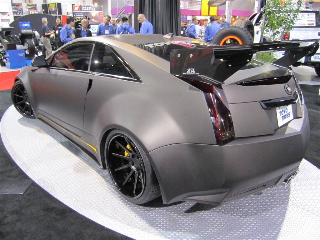 Cadillac Debuts Special Edition 2015 Cts V Coupe Confirms New Quot V Series Models Quot Page 49