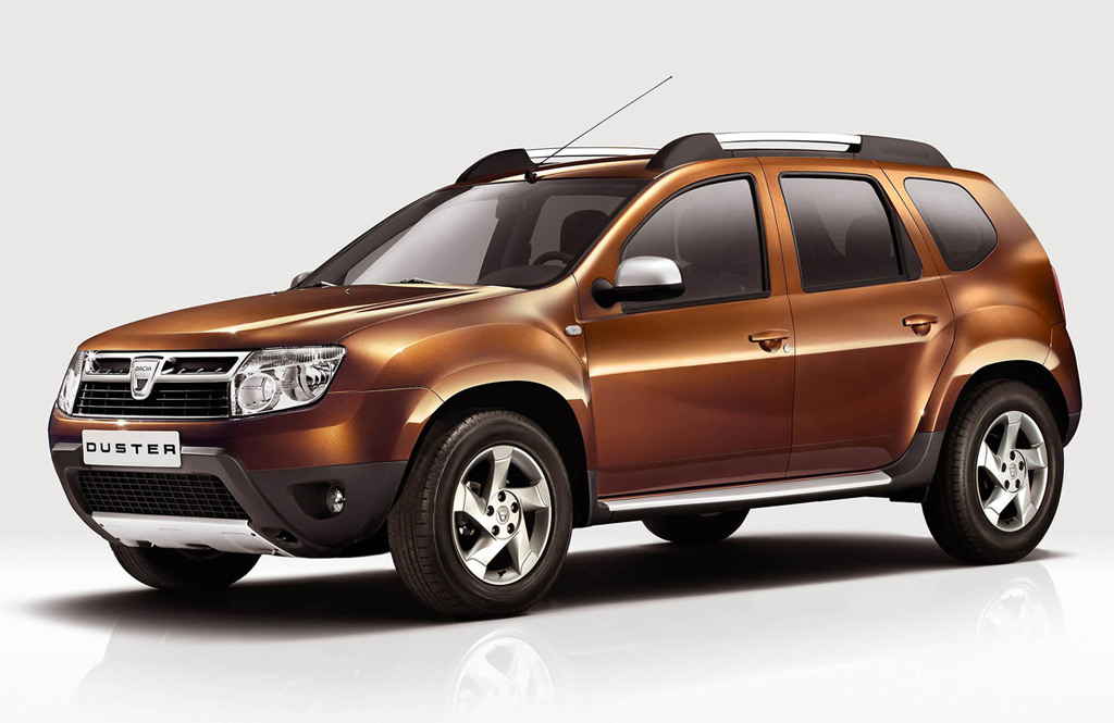 dacia duster suv suv. Black Bedroom Furniture Sets. Home Design Ideas