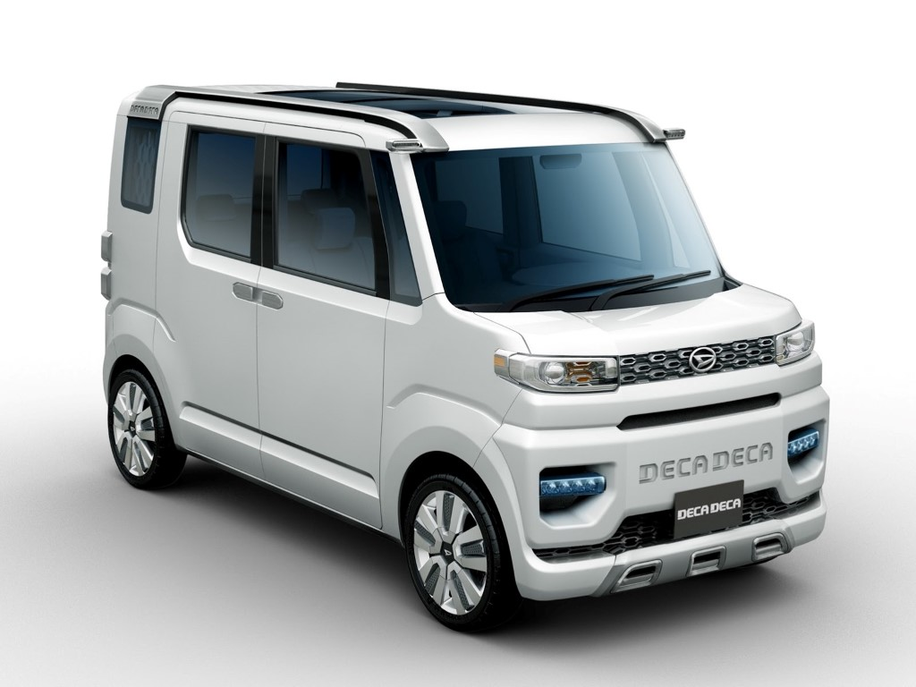 daihatsu previews quirky kopen concepts for tokyo motor show. Black Bedroom Furniture Sets. Home Design Ideas