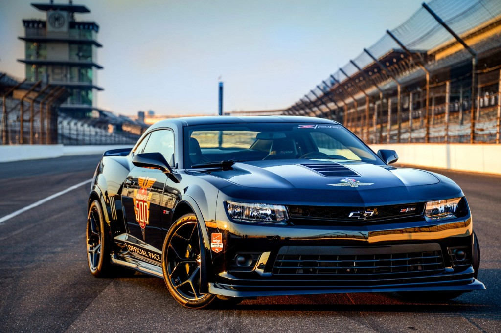 2014 Chevrolet Camaro Z 28 Indy 500 Pace Car Drive