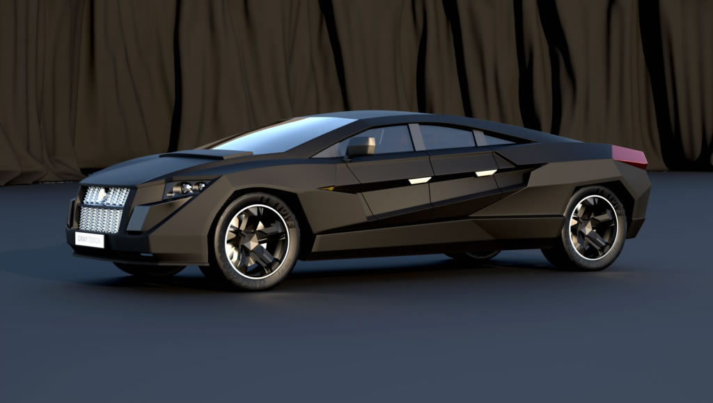Dartz Prombron Nagel Armored Sportback Coming In 2012