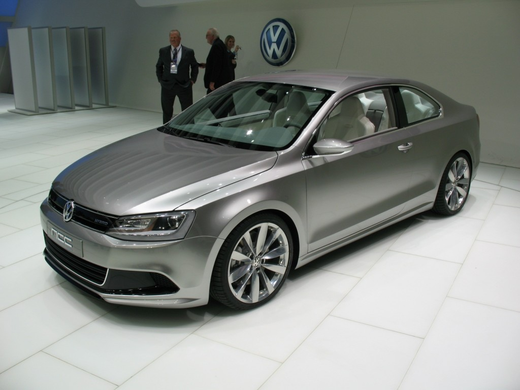 Volkswagen: No Plans To Build Jetta Coupe