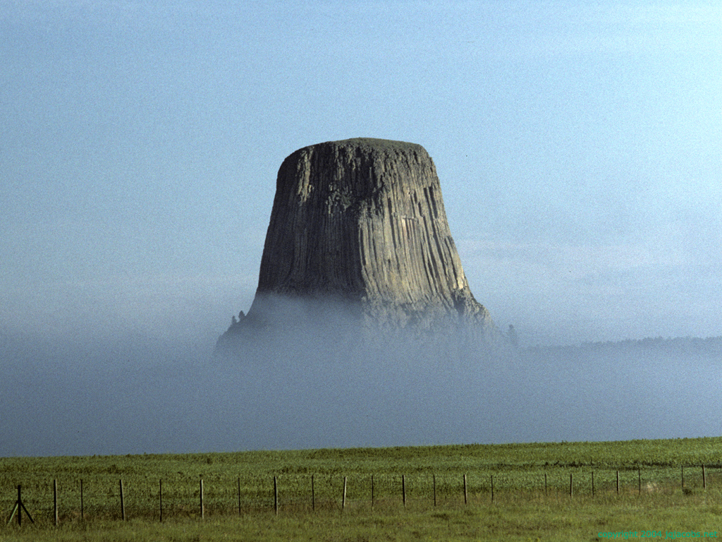 Image Devil S Tower National Monument Size 1024 X 768