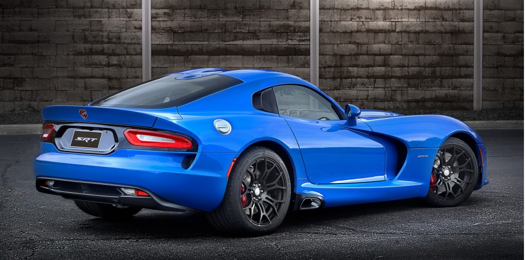 Cool 2015 Dodge Viper SRT Gets GT And TA 20 Variants Plus More