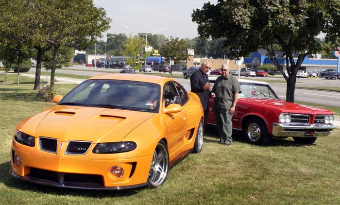Dream Cruise Edition GTO