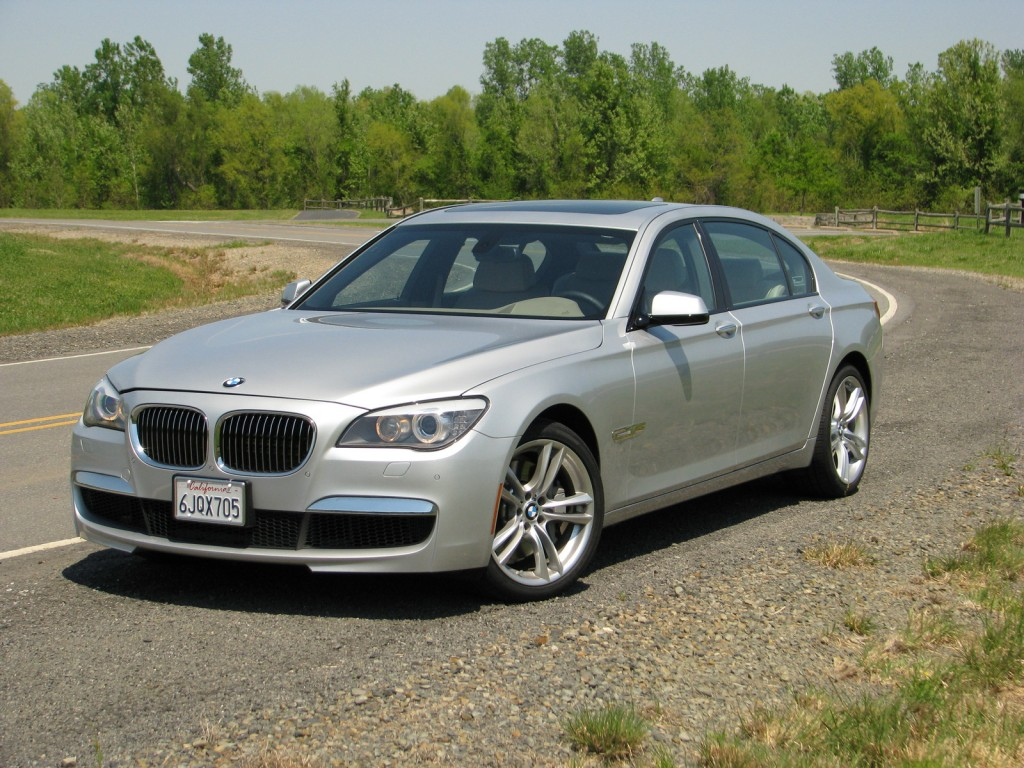 2010 Bmw 7 Series Pictures Photos Gallery Green Car Reports