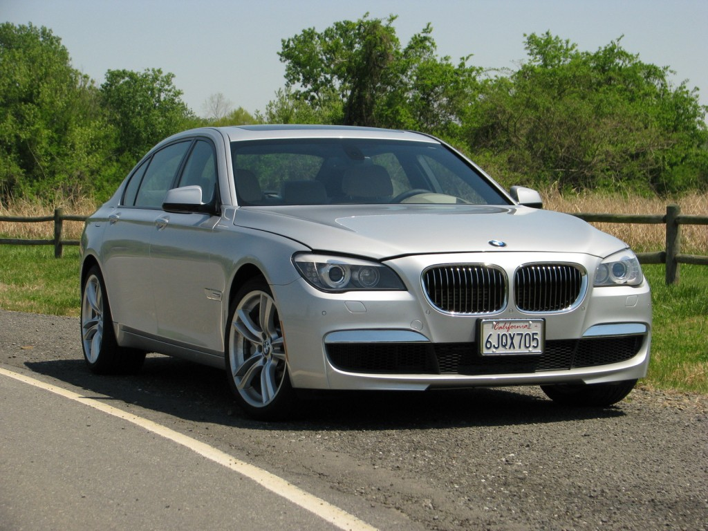 2010 Bmw 7 Series Pictures Photos Gallery Motorauthority