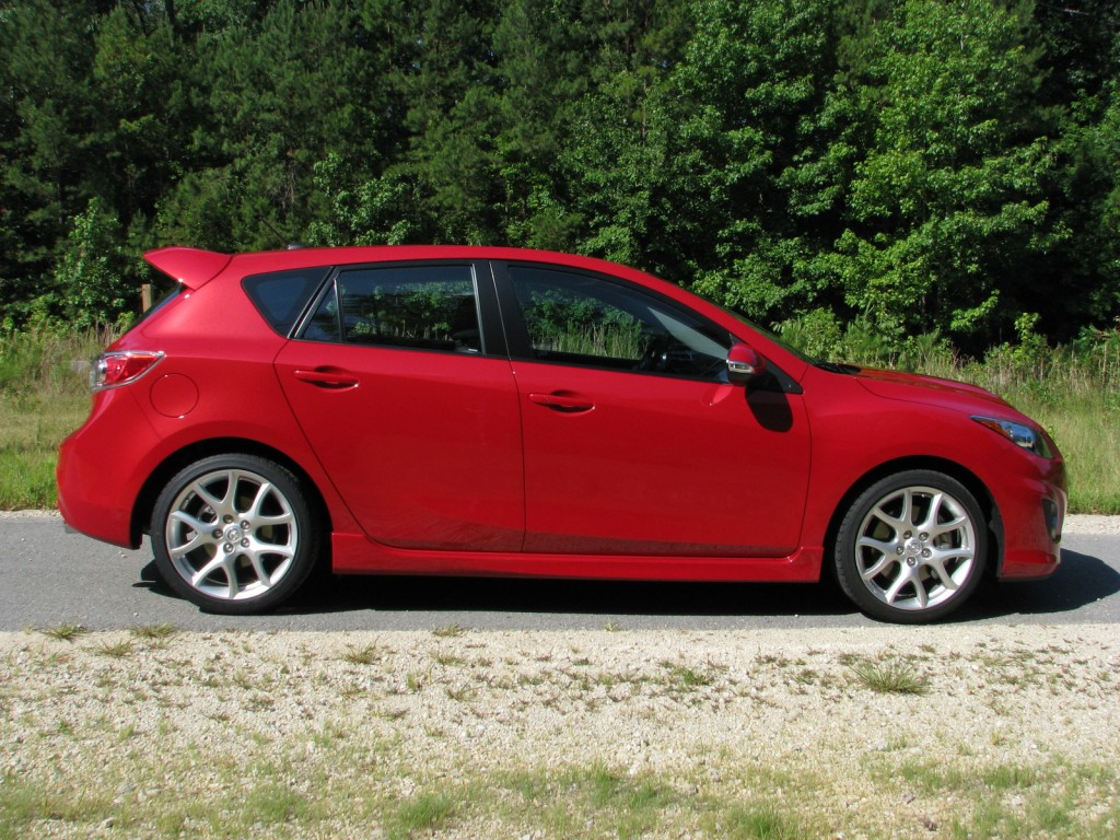 driven 2010 mazda mazdaspeed3 sport. Black Bedroom Furniture Sets. Home Design Ideas