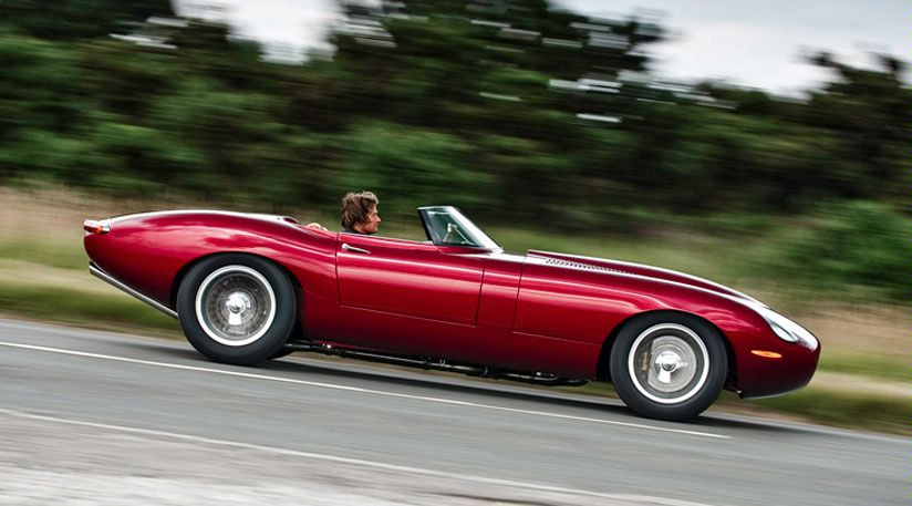 British Firm Eagle Offers Perfectly Restored Jaguar E Type