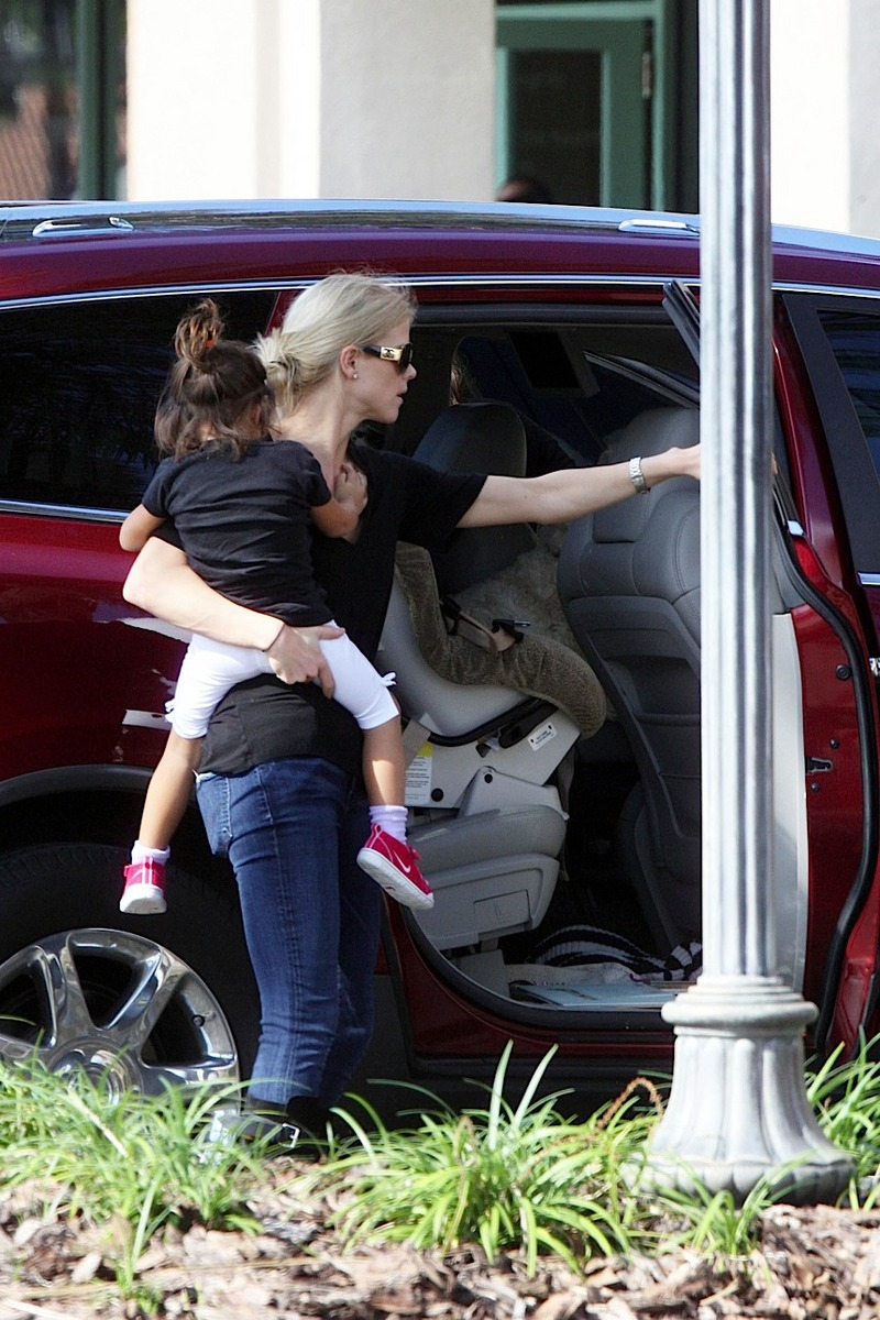 Elin Nordegren Loyal To Buick But To Tiger Not So Much