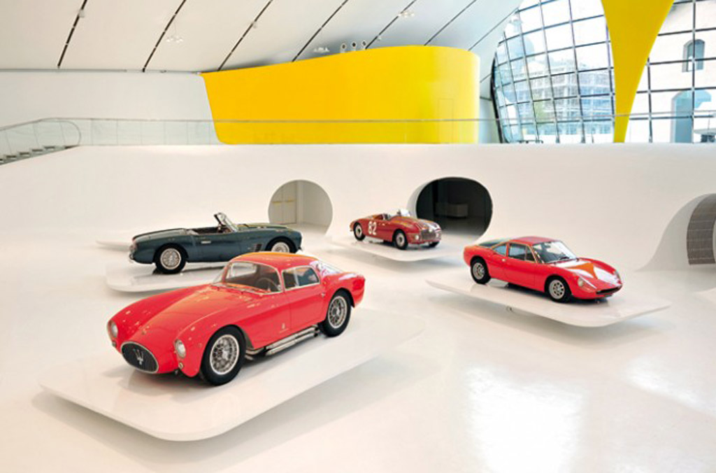 image enzo ferrari museum in modena italy size 1024 x. Black Bedroom Furniture Sets. Home Design Ideas