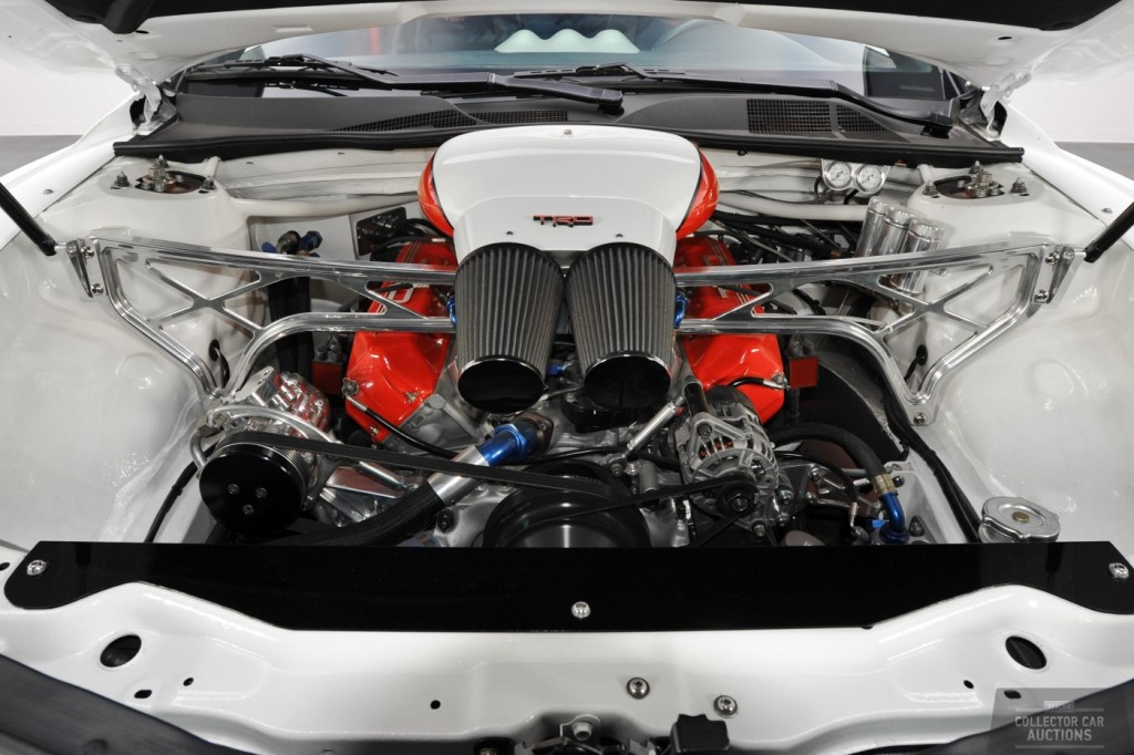 Toyota Camry Gets Un-Boring With 680-HP NASCAR V-8