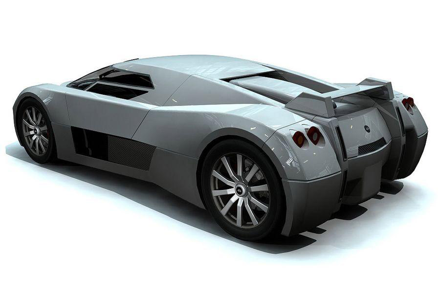V10 Powered Falen Supercar In The Works