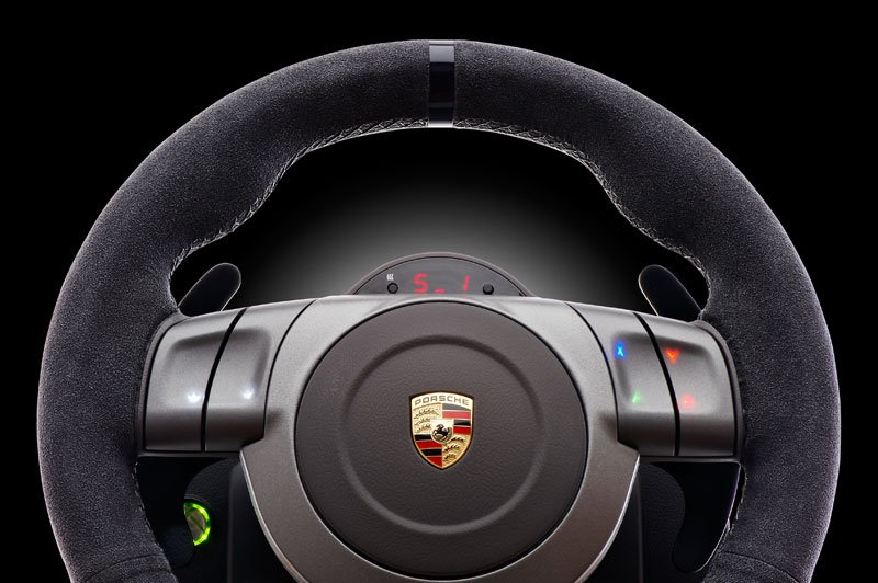 Fanatec Porsche 911 Gt2 Gaming Wheel Ready For Xbox 360