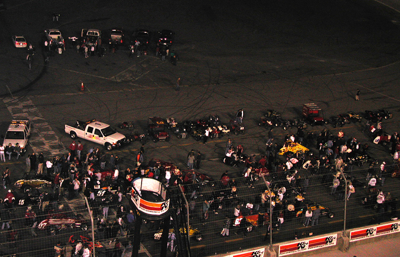Irwindale speedway near los angeles closes for Motor speedway los angeles