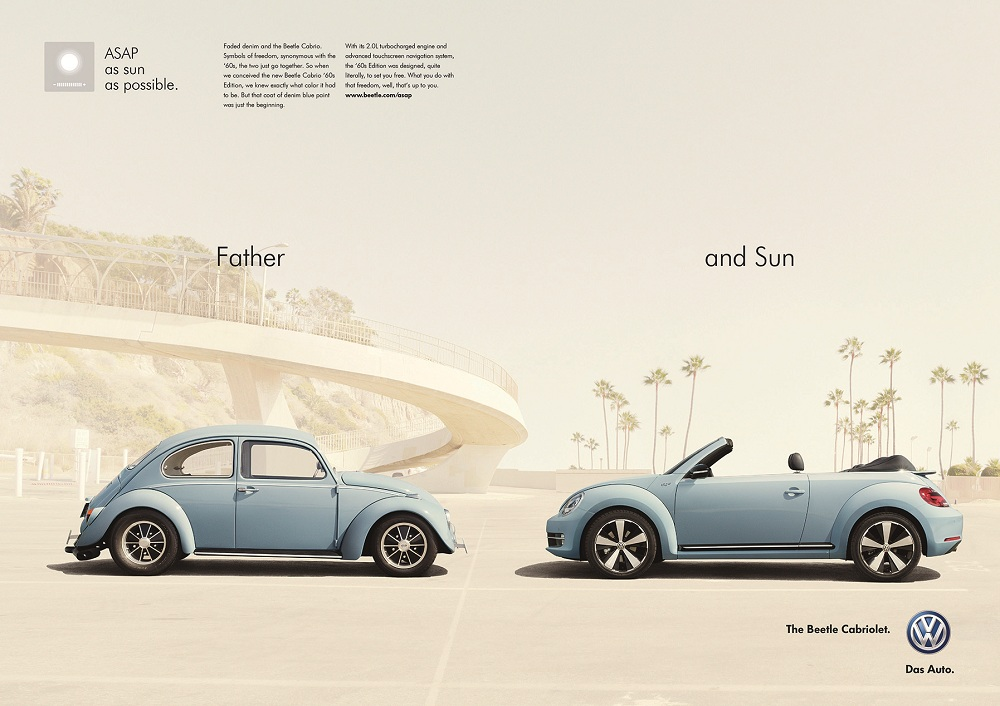 2013 Volkswagen Beetle Cabriolet Invites You On A Hawaiian