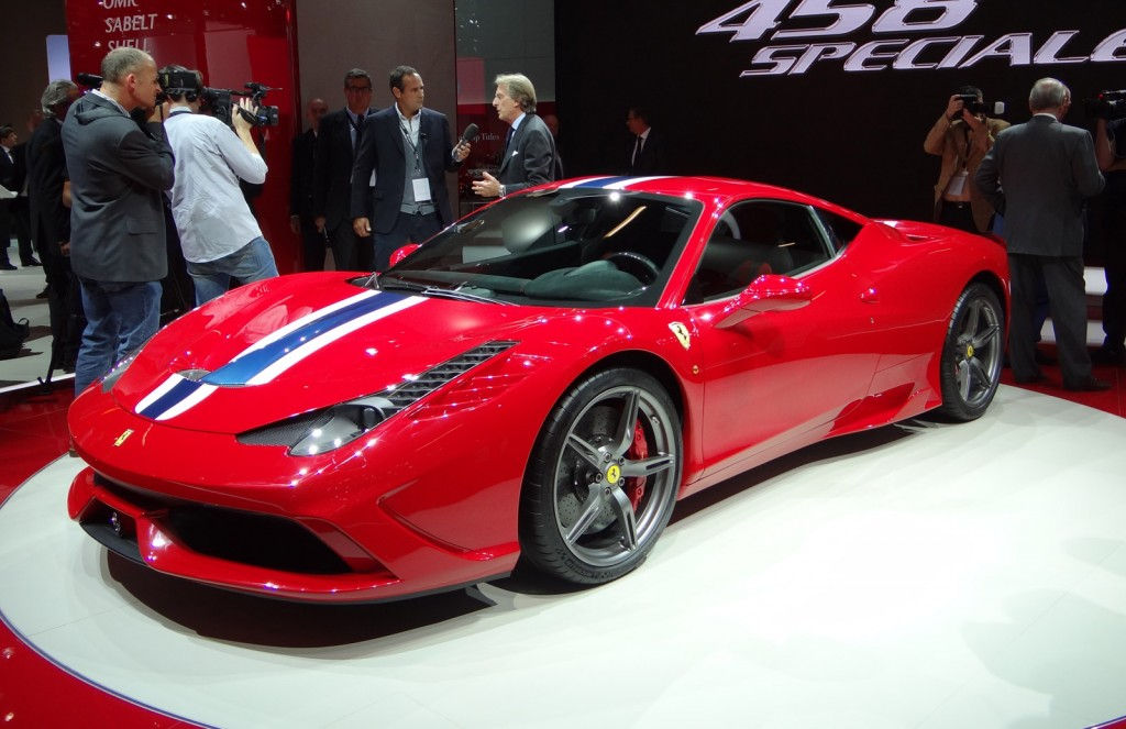 ferrari 458 speciale steals our souls with new video. Black Bedroom Furniture Sets. Home Design Ideas