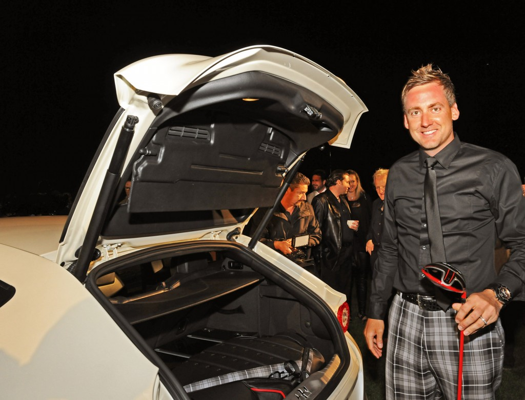 First Ferrari Tailor Made Car In U S Delivered At Pebble